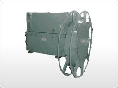 EDC型ケーブルリール(流体継手式)