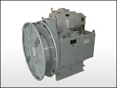 EF3型ケーブルリール(トルクモータ式)